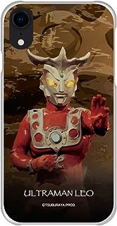 (C)TSUBURAYA PROD. ウルトラマンタロウ & ウルトラマンレオ & 怪獣シリーズ ハードケース iPhone8 ・7 ・6Plus : ウルトラマンレオ...