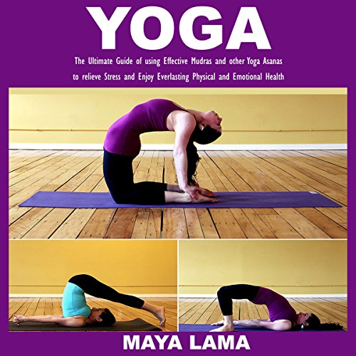 Yoga audiobook cover art