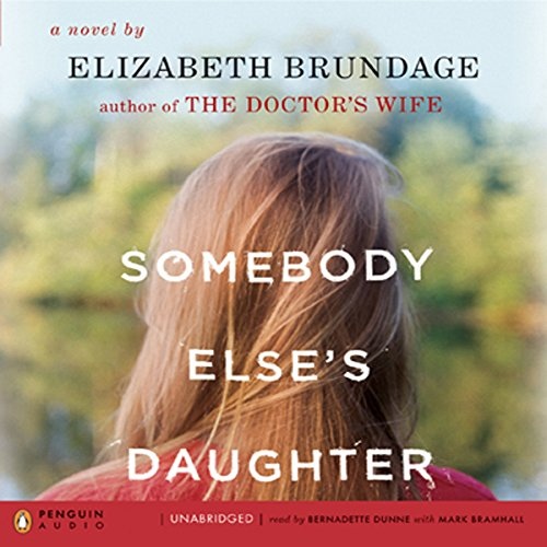Somebody Else's Daughter  audiobook cover art