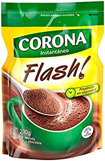 Corona Instant Flash Net. Wt 200gr
