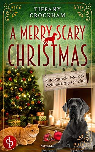 Buchseite und Rezensionen zu 'A merry scary Christmas' von Tiffany Crockham