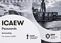 ICAEW Accounting: Passcards