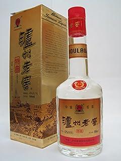 瀘州老窖 (ろしゅうろうこう) 特曲 白酒 52度 500ml [並行輸入品]
