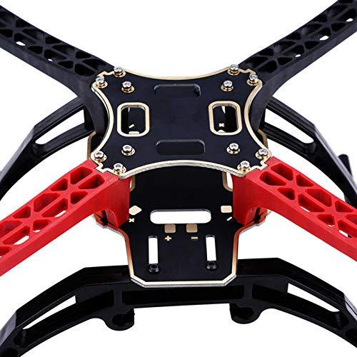CHICIRIS Telaio FPV, Accessorio RC Drone Frame da 13,0 Pollici per F330 per Drone FPV a 4 Assi