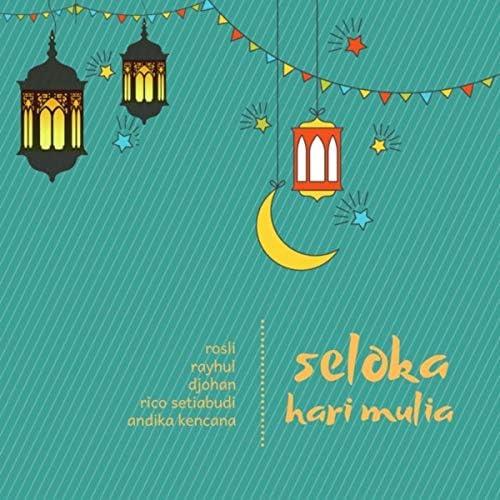 Djohan, Rico Setiabudi, Rayhul & Rosli feat. Andika Kencana