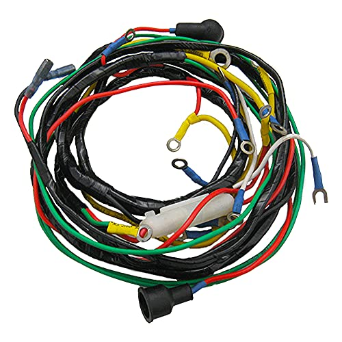 FDN14401B Wiring Harness for Ford 500, 600, 700, 800, 900 (All 1955-1957)