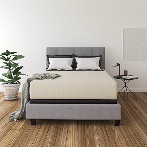 Ashley Furniture Signature Design - 12 Inch Chime Express Memory Foam Mattress - Bed in a Box - Queen - Firm Comfort Level - White