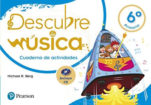 DESCUBRE LA MÚSICA 6 PACK CUADERNO DE ACTIVIDADES