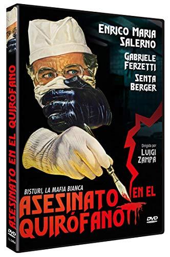Asesinato en el quirófano (Bisturi, la mafia bianca) 1973