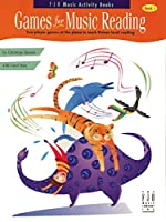 Games for Music Reading - Book 1