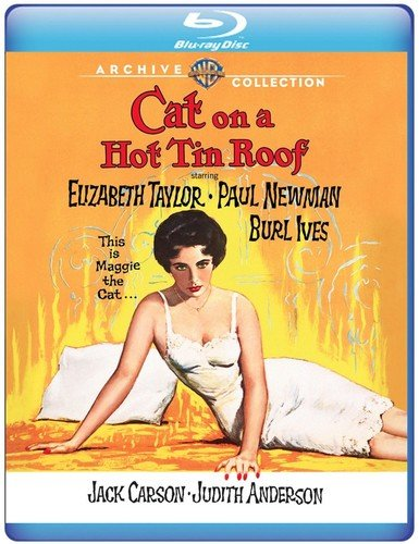 Cat On A Hot Tin Roof (1958) [Blu-ray]