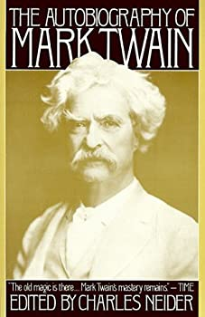 Paperback The Autobiography of Mark Twain Book