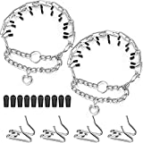 Best Prong Collars - 2 Pieces Dog Prong Collar with 4 Pieces Review