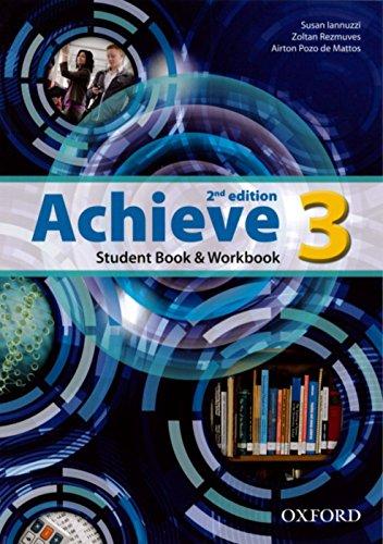 Achieve 3 - Student Book / Workbook - 02Edition
