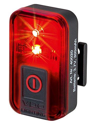 VDO Ecolight M30 luz para Bicicleta, Unisex Adulto, 40020, N