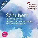 シューベルト: 交響曲全集[3枚組] - ニコラウス・アーノンクール, ヨーロッパ室内管弦楽団
