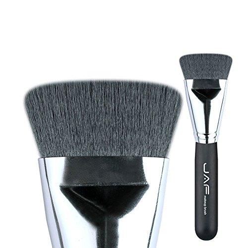 Pinceaux de maquillage Synthétique Plat Kabuki Brosse Fondation Visage Mélange Brosses Maquillage Contour Brush Surligneur Brush Livraison Gratuite 18SKYE Brosses et outils de maquillage des yeux