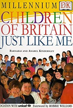 Millennium Children of Britain (DK Millennium Range) - Book  of the Children Just Like Me