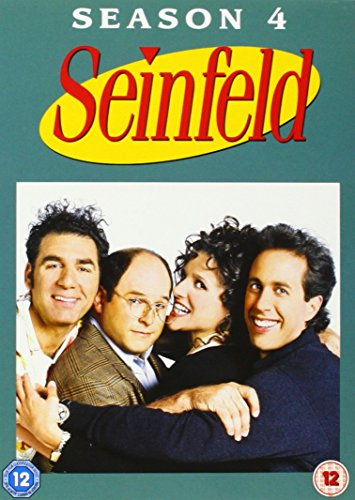 Seinfeld - Season 4 [4 DVDs] [UK Import]