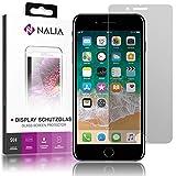 NALIA Privacy Glass Compatible con Apple iPhone 8 Plus / 7 Plus, Protector de Pantalla Completa Privacidad Anti-Espia 9H Cristal Templado Película Protectora Film LCD Screen-Protector Tempered Glass