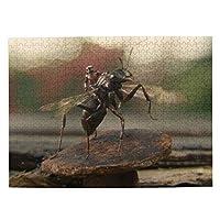 500ピース アントマン Ant-Man (4) ジグソーパズル 良質な木製 家庭レジャーと娯楽のジグソーパズル!知的開発、親子ジグソーパズル!サイズ52.2*38.5 Cm