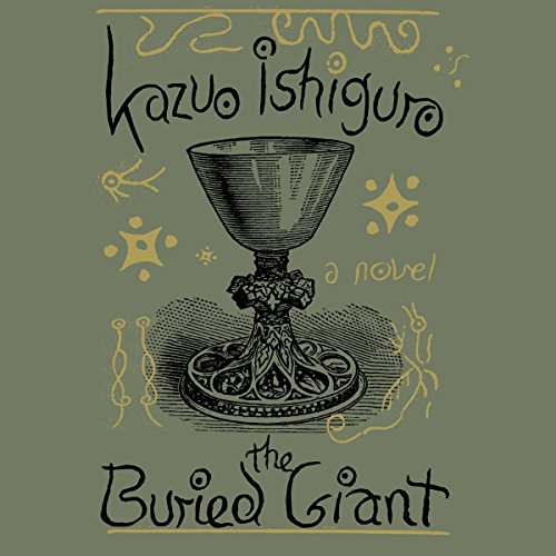 The Buried Giant audiobook cover art