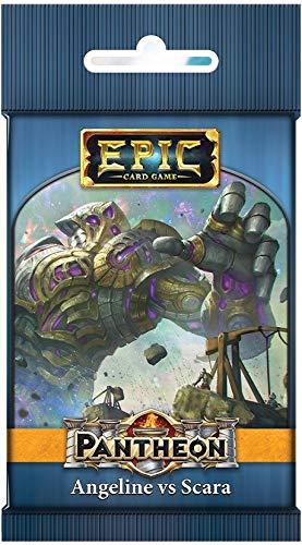 Epic Card Game Expansion: Pantheon - Angeline Vs Scara