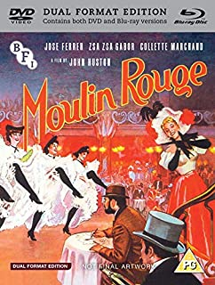 Moulin Rouge (1952) [Dual Format] [Blu-ray]