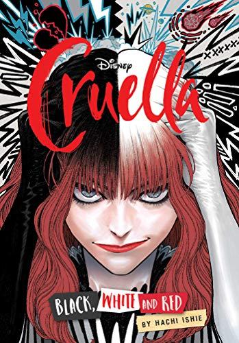 Disney Cruella: The Manga: Black, White and Red