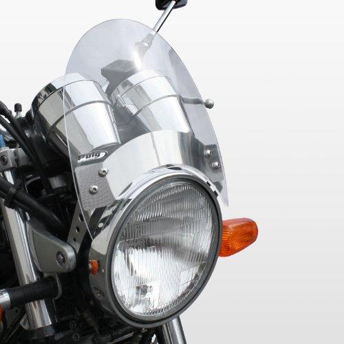 Cupolino Puig Roadster fumé chiaro per BMW R 100 R/R 1100 R (94-00)/ R 1150 R/R 45/ R 65/ R 80 R/R 850 R