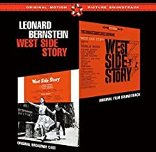 West Side Story Original Broadway and Motion Picture Soundtracks