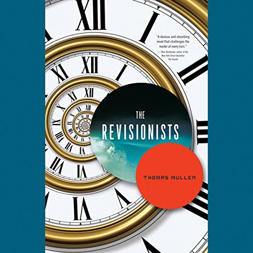 The Revisionists audiobook cover art