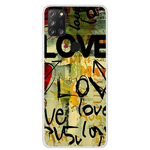 HUAYIJIE [SM2 Funda para alcatel 3X 2020 Phone Case Funda Carcasa Case Cover 29