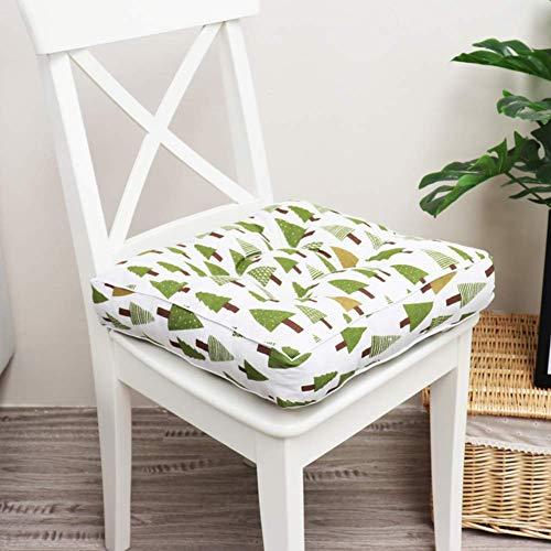 Cuscino per Cuscino per Sedia Addensato Cuscino per Sedile Morbido Cuscino per Cuscino Cuscino per Cuscino da Pavimento, Cuscino per Sedile futon Giapponese rialzato per Cuscino per seggiolo