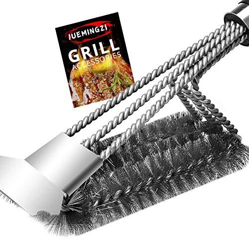 (49% OFF) Grill Brush & Scraper $7.69 – Coupon Code