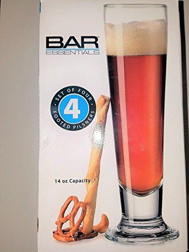 Bar esencial Set De 4pilsner-beer...