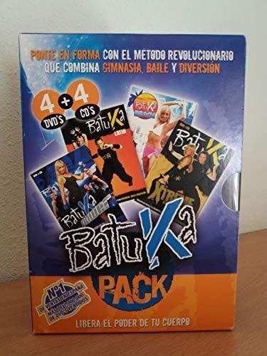 Batuka Pack [4 Dvd+4cd] [Alemania]