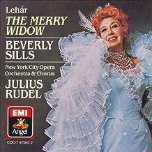Lehar: The Merry Widow Beverly Sills