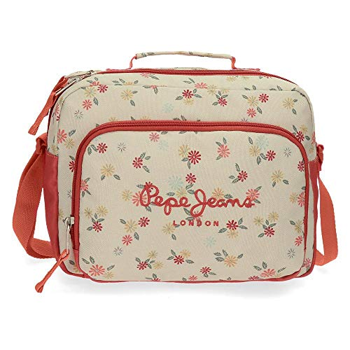 Pepe Jeans Joseline Beauty Case da viaggio 26 centimeters 5.2 Multicolore (Multicolor)