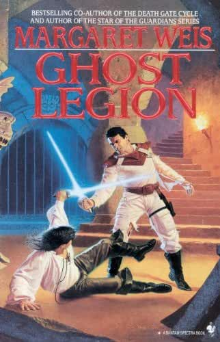 Ghost Legion (Star of the Guardians Book 4) (English Edition)