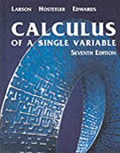 Best calculus seventh edition larson hostetler edwards Reviews