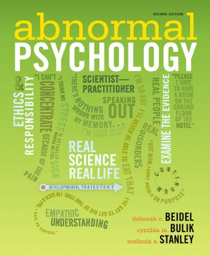 Abnormal Psychology