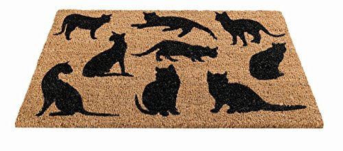 Gardman 82670 Zerbino Cats Montage