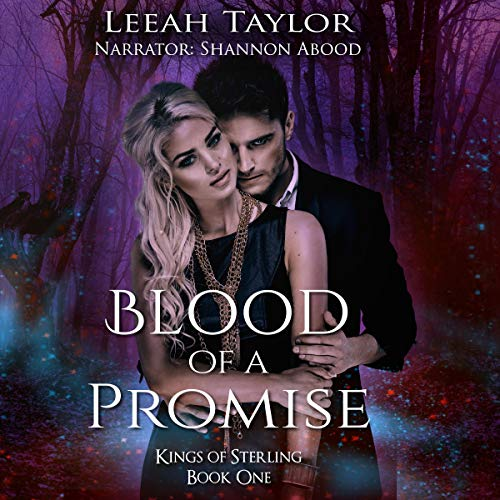 Blood of a Promise (A Paranormal Witch Romance) Audiobook By Leeah Taylor cover art