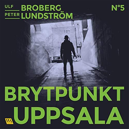 Brytpunkt Uppsala audiobook cover art