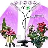 Pflanzenlampe LED, Pflanzenlicht, Pflanzenleuchte 72W,...