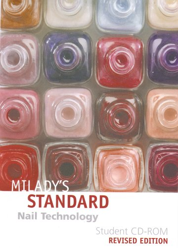 Student CD-ROM for Milady's Standard: Nail Technology, Revised