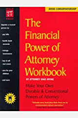 The Financial Power of Attorney Workbook (Nolo Press Self-Help Law) Paperback
