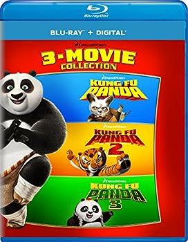 Kung Fu Panda  3-Movie Collection [Blu-ray]