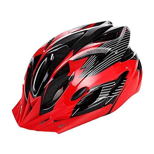 Ububiko Casco De Bicicleta MTB Ultraligero, Casco De Bicicleta De Carretera, Ciclismo, Montaña, Unisex Hombres Mujeres, Bicicleta Ajustable Casco De Bicicleta Deportivo